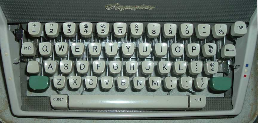 How We Got The Qwerty Keyboard Layout Manual Guide