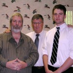 Doug Wray, David Wray, Michael Wray