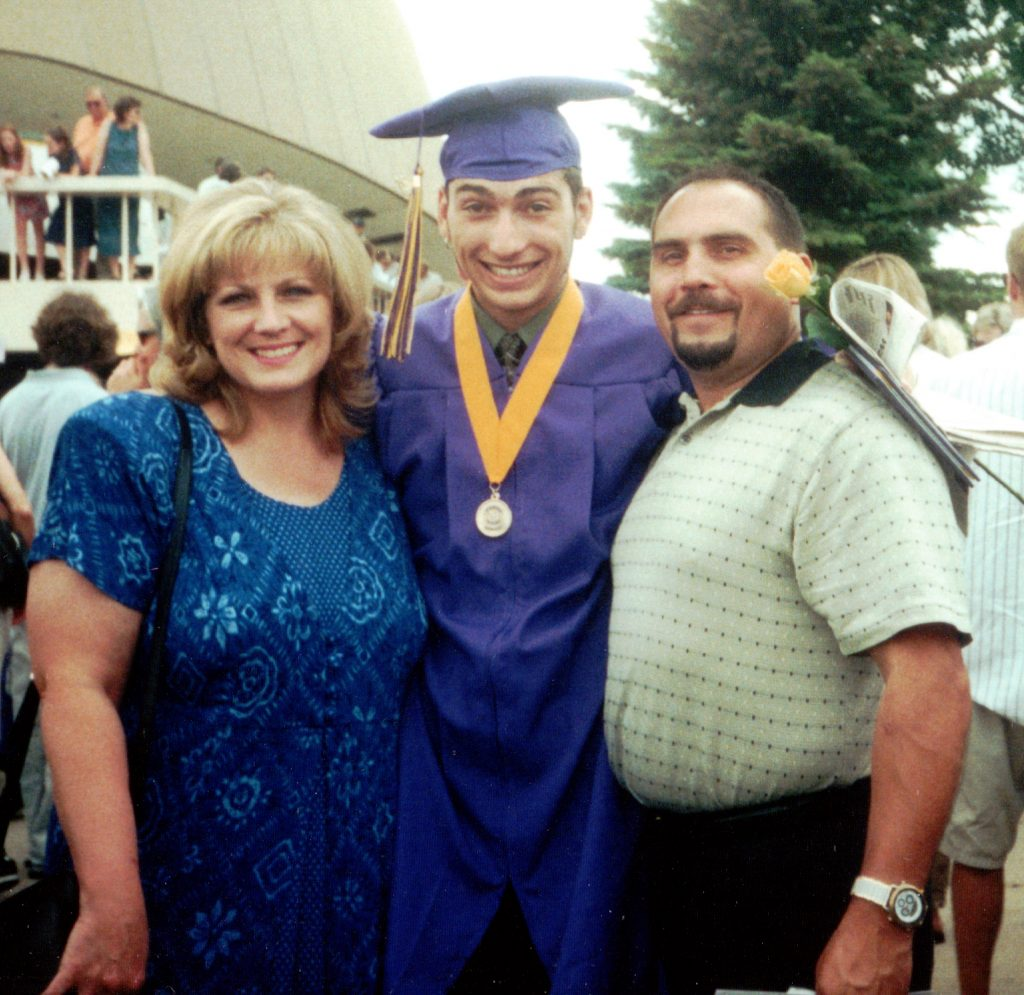 Charlie's Graduation